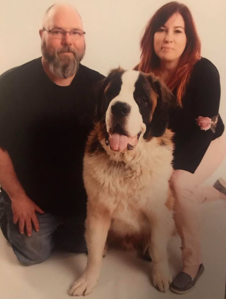 <div class='meta'><div class='origin-logo' data-origin='none'></div><span class='caption-text' data-credit='Credit: Jeff and Bobbie Jo Ledford'>After Odin was given six months to live, his family decided to make him a bucket list</span></div>