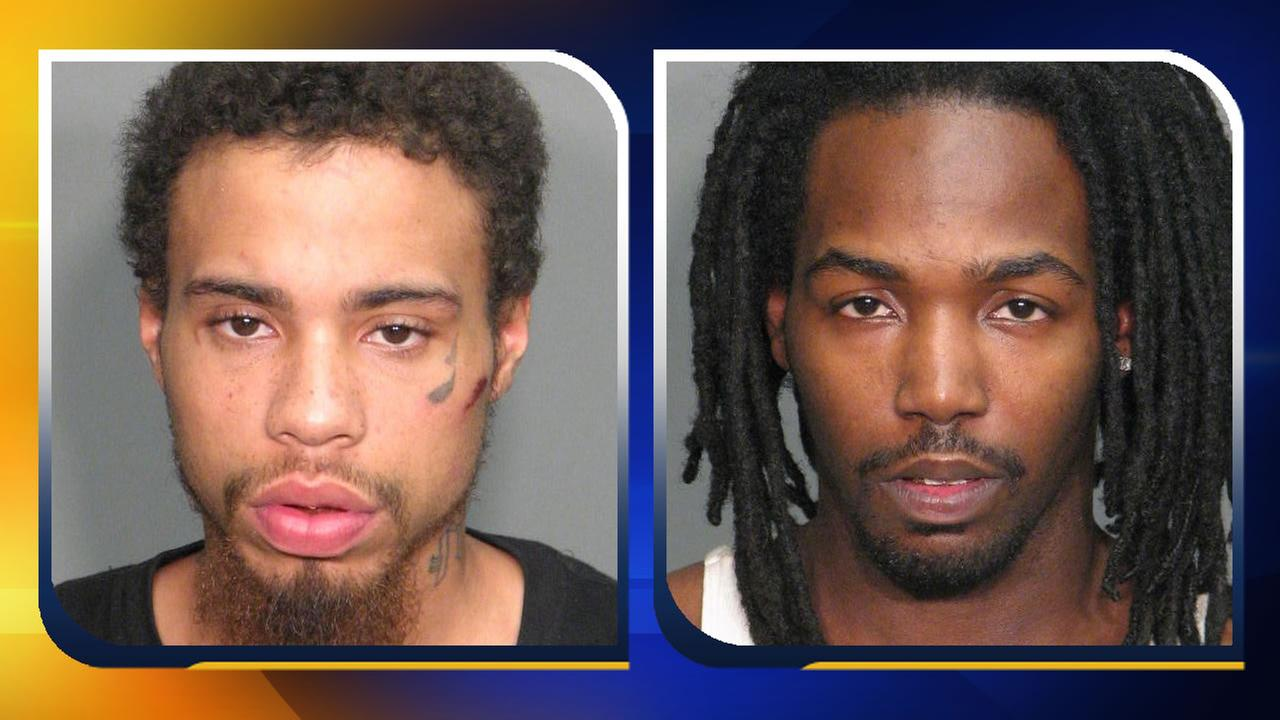 Isiah Alexander Owens, 25, and Shawn Cordellro Jones, 24, are each charged with murder.