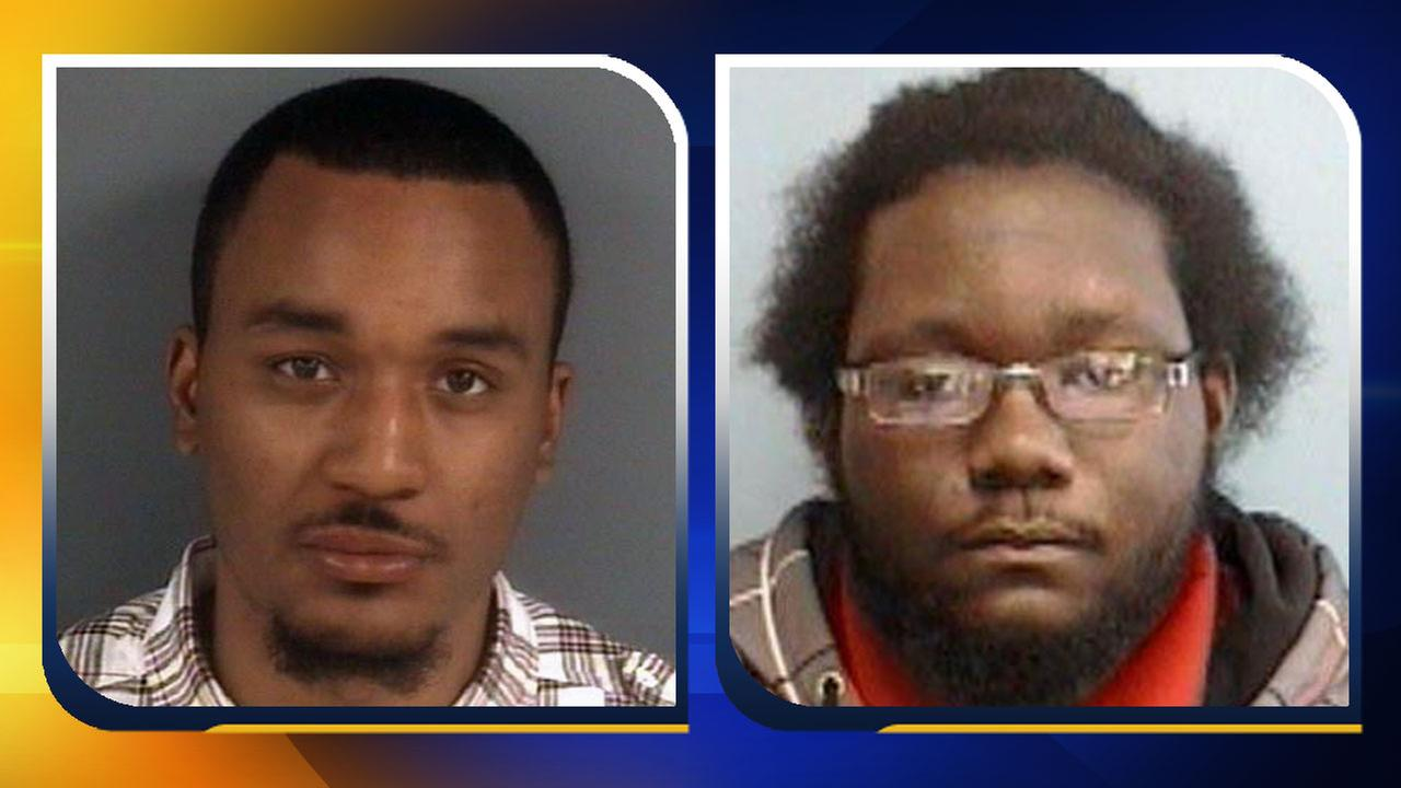 27-year-old Cedric Maurice King and 22-year-old Clifton Lamar Hayes, both of Fayetteville