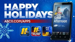 Download the ABC11 apps