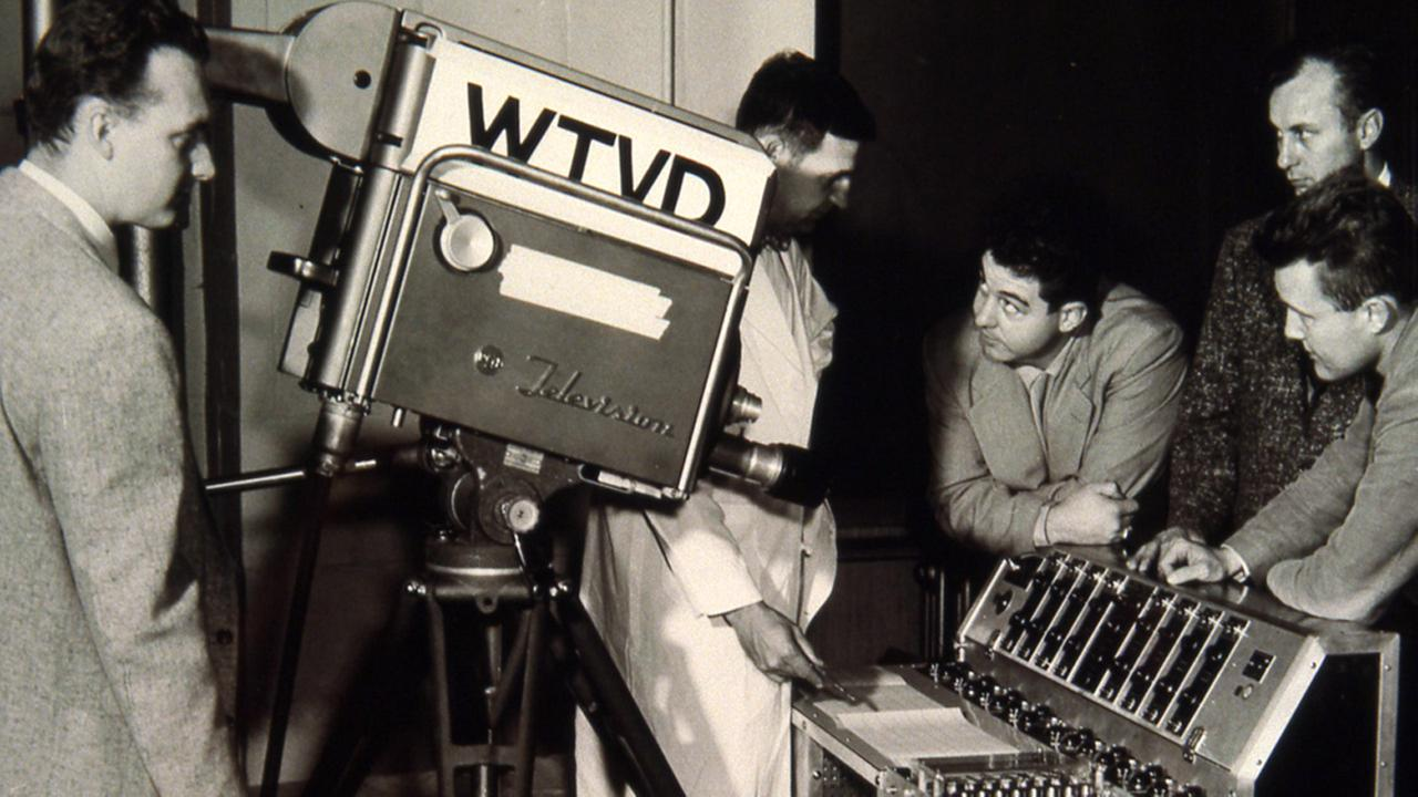 PHOTOS: Scenes from ABC11 WTVD's past