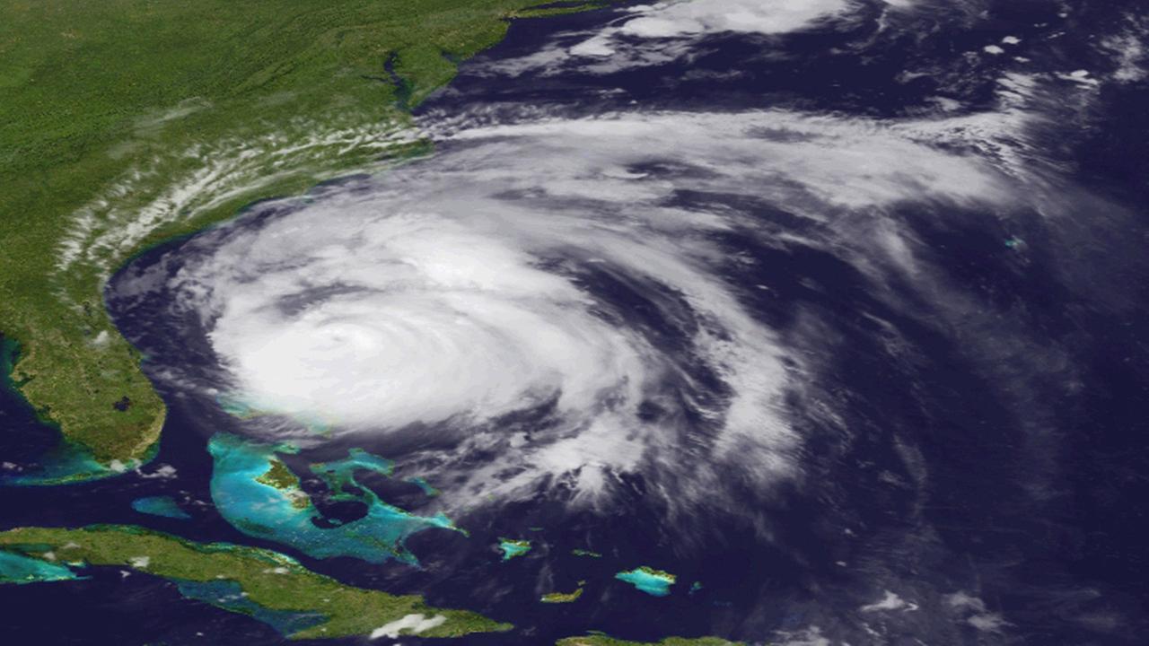Tropical Storm coming to North Carolina next week?