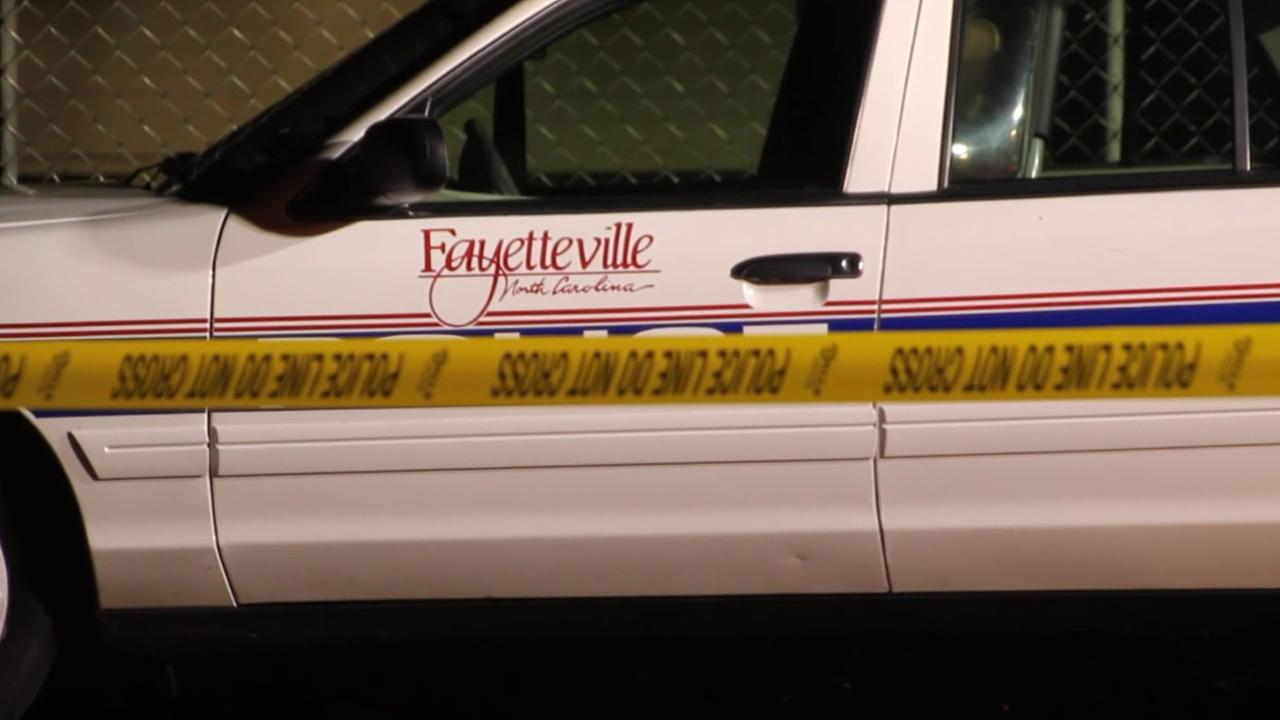 Fayetteville police
