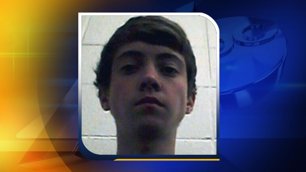 15-year-old Daniel Johnson