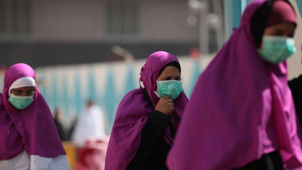 5 things you need to know about the MERS virus