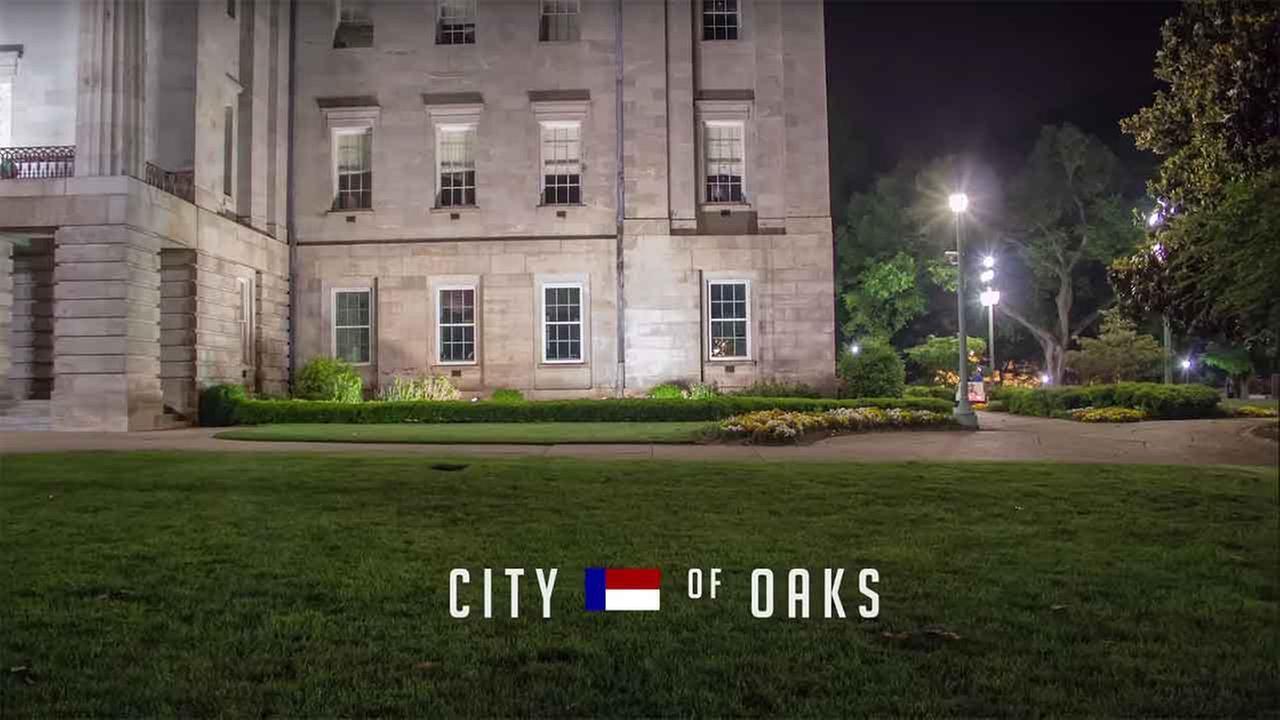 Trending: City of Oaks, House of Cards parody video | abc11.com