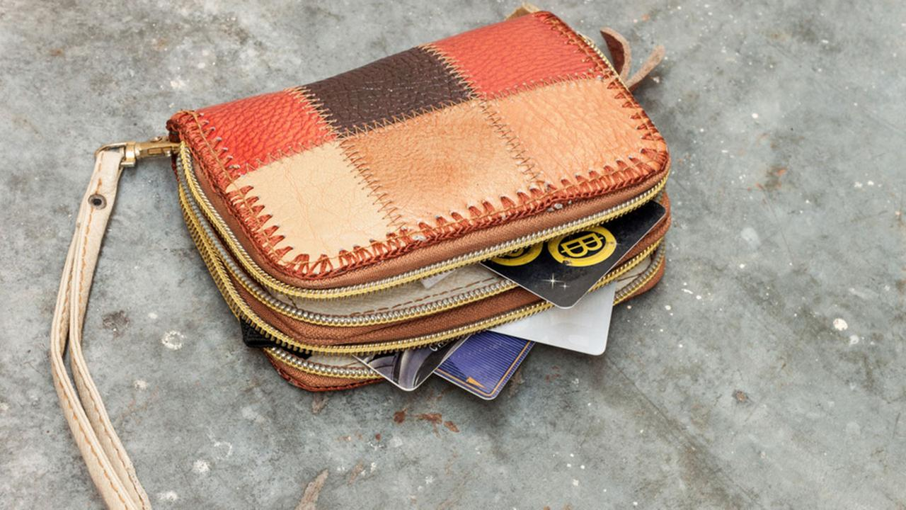 Womans wallet