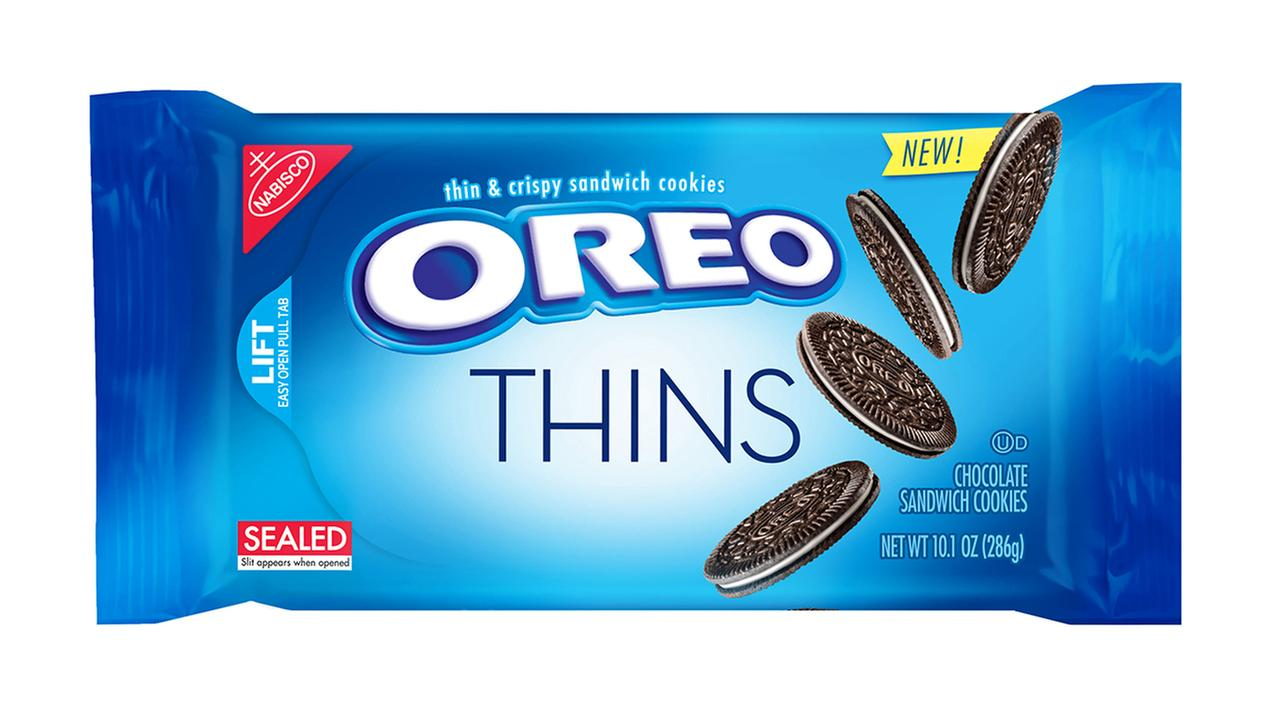 The new skinny look for Oreos
