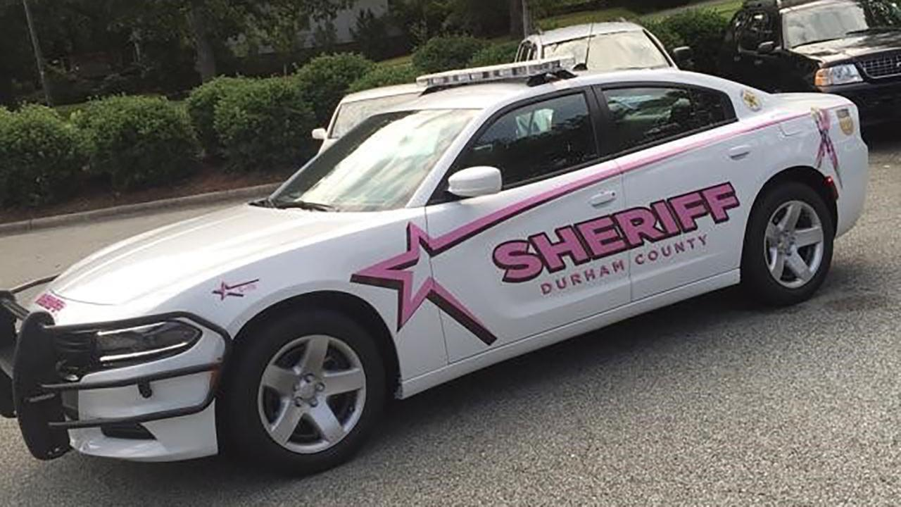 The Durham Sheriffs Office is going pink for cancer awareness