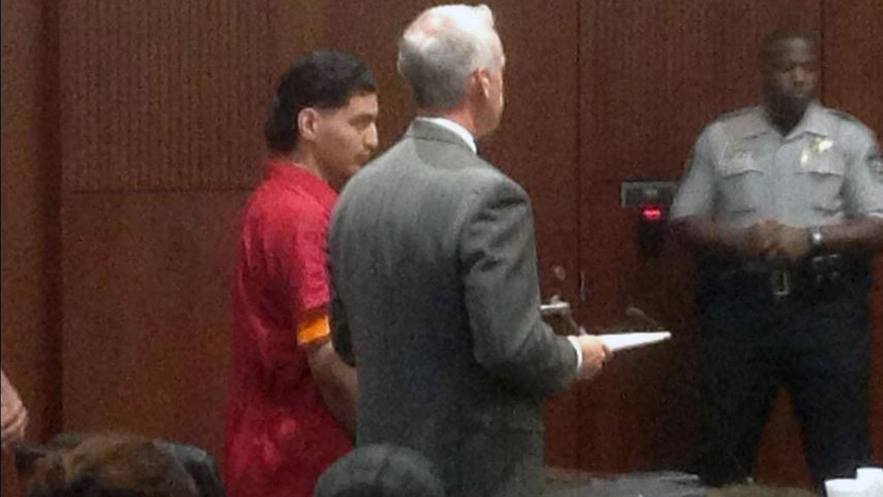 Jonathan Santillan sentenced in court Tuesday
