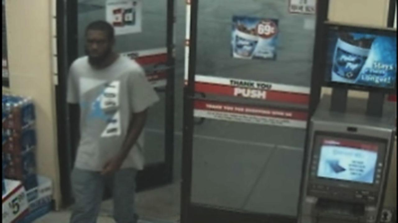 Surveillance video from the Kangaroo Express at 1886 N. Bragg Blvd. in Spring Lake on Aug. 30, 2015.