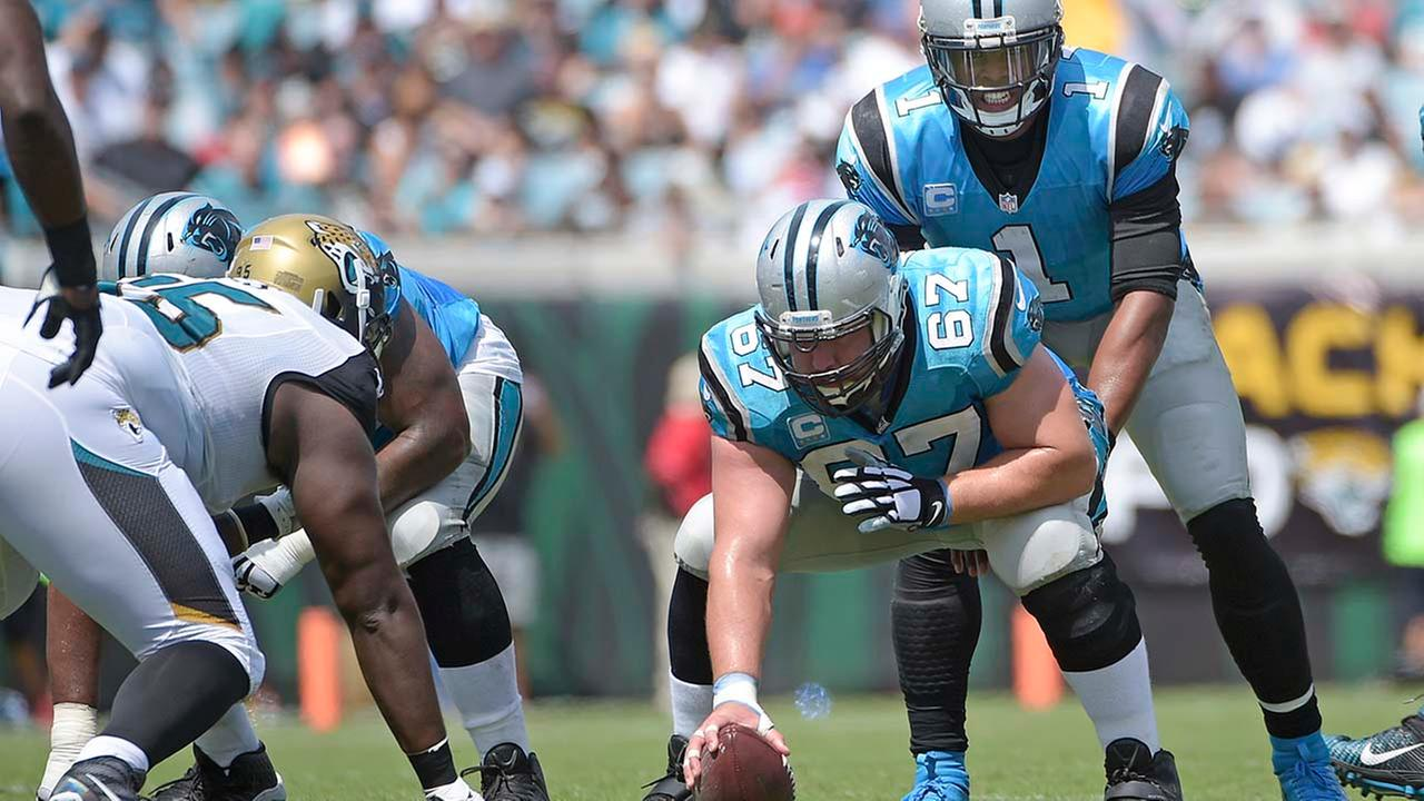 Panthers defensive score beat Jaguars 20 9 in opener