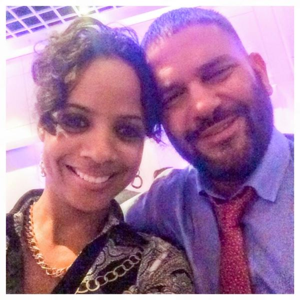 <div class='meta'><div class='origin-logo' data-origin='none'></div><span class='caption-text' data-credit=''>Taylor with actor Guillermo Diaz from hit TV show Scandal</span></div>
