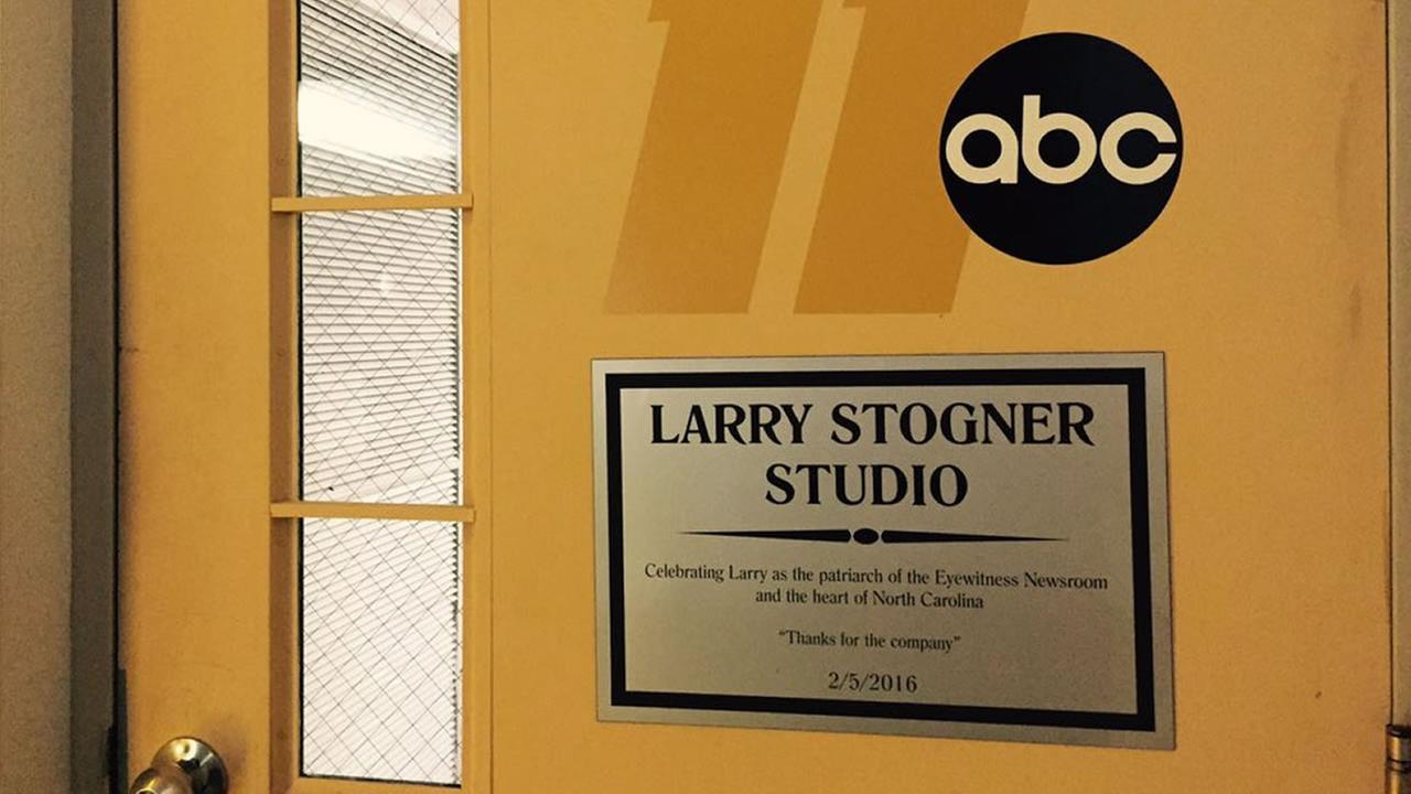 The new Larrry Stogner studio
