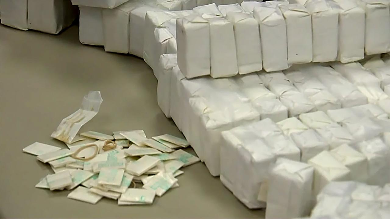 The Nash County Sheriffs Office seized $173,000 worth of heroin Sunday, one of the largest heroin busts in the countys history.