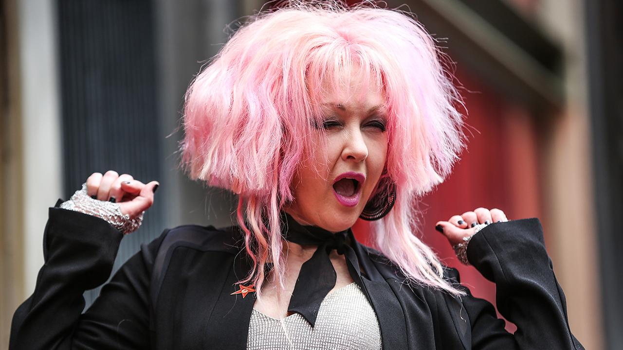 Cyndi Lauper has a different approach than that of some entertainers to protest House Bill 2.