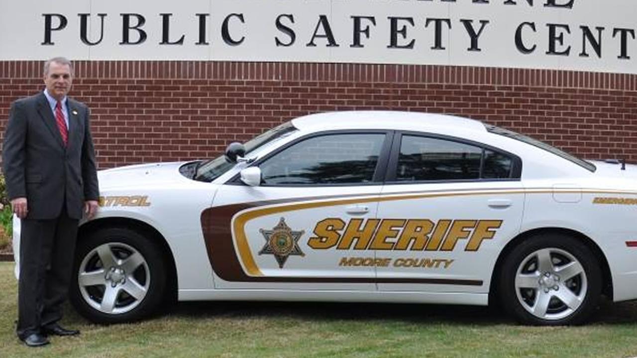 Sheriff Neil Godfrey
