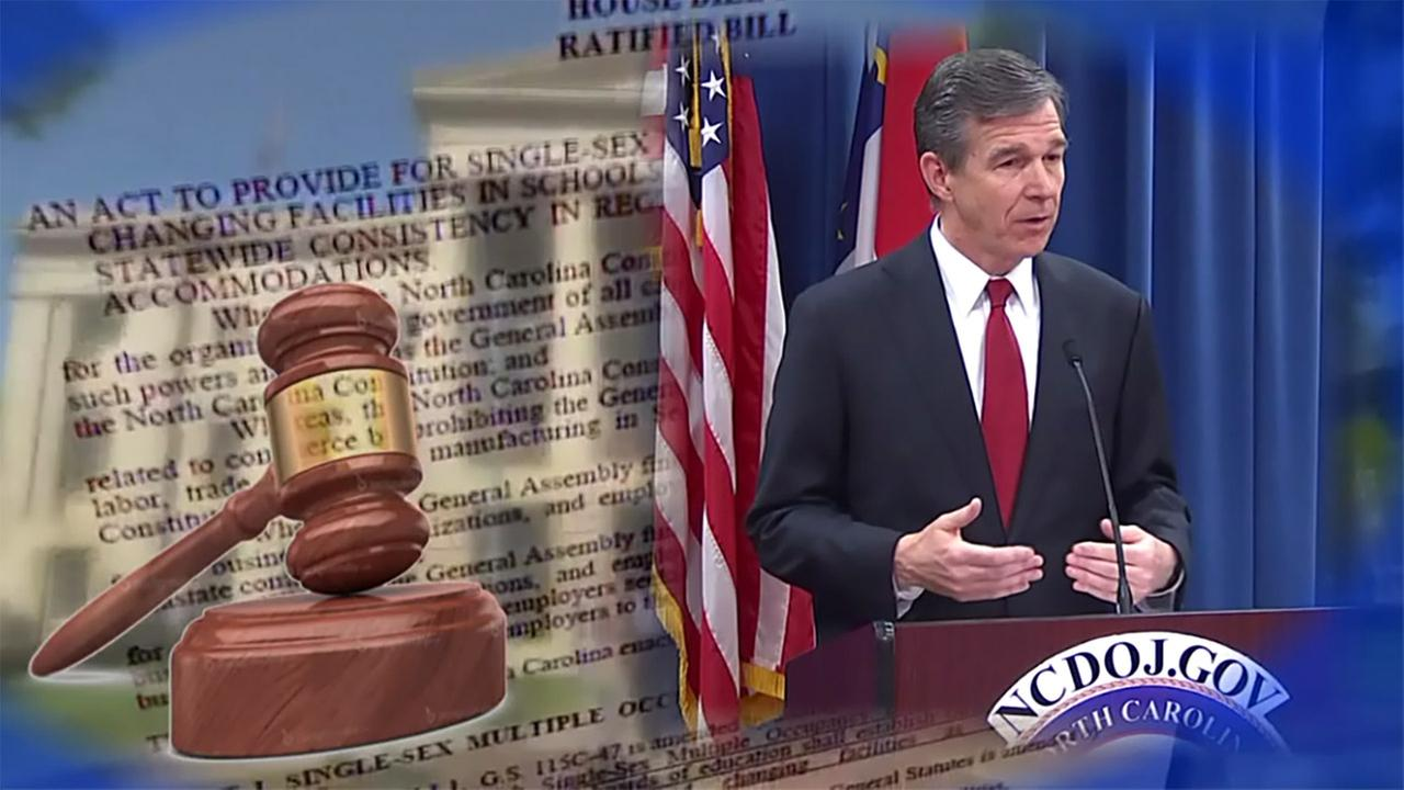 NC Attorney General Roy Cooper
