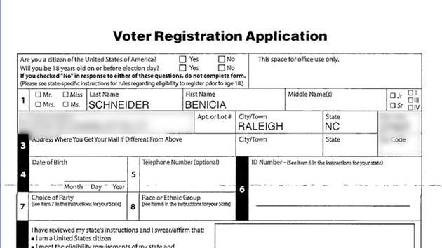 Voter Registration Form Mailed To Raleigh Man'S Dead Dog | Abc11.Com