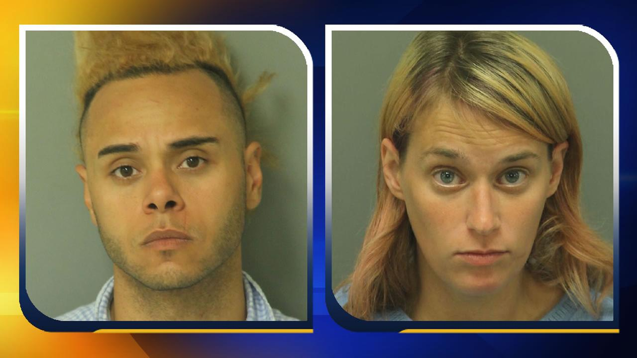 Pair facing indecent exposure charges in Raleigh