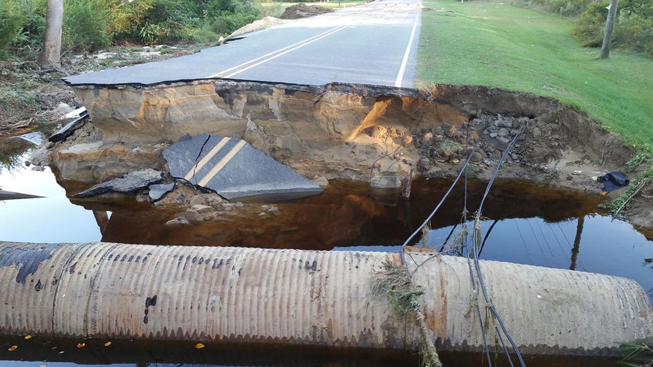Robeson County - Rennert Rd near rex-rennert school.Christopher Hammonds