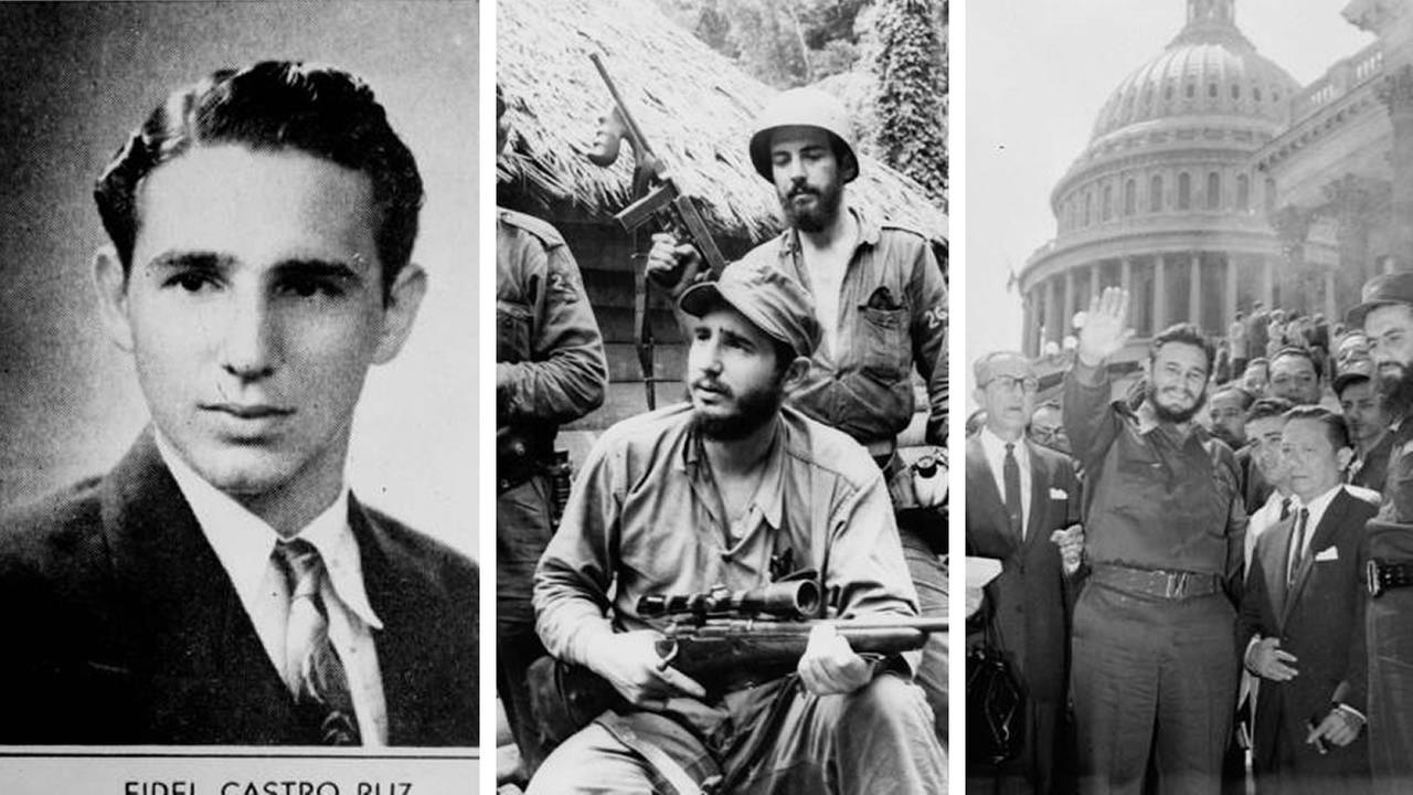 the life and presidency of fidel castro