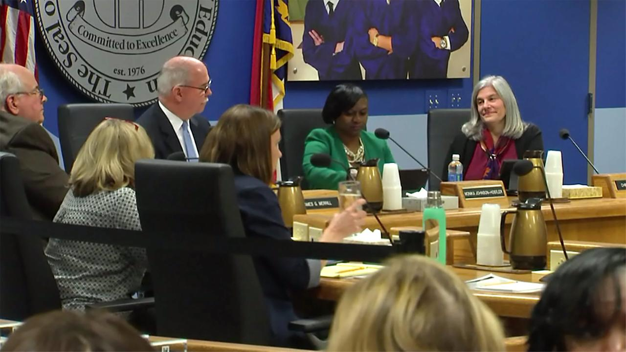 wake county public school board the Arrests highlight education busing issues  19 arrested at school board meeting the wake county public school system, which includes raleigh,.