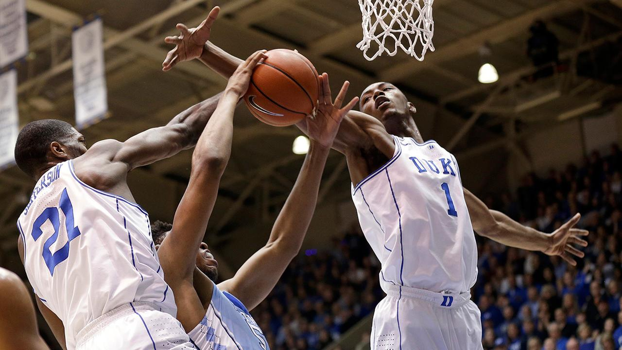 Duke and Carolina gave another classic battle Thursday.