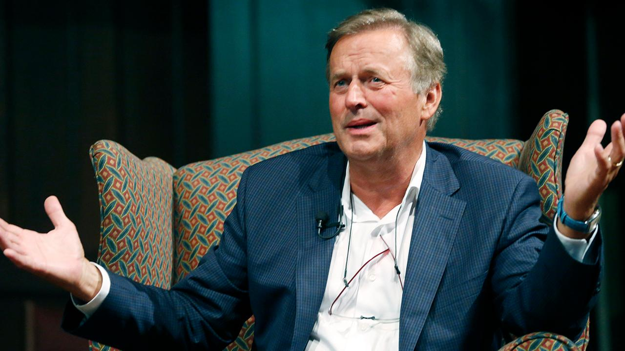 John Grisham seen in 2015 in Mississippi.