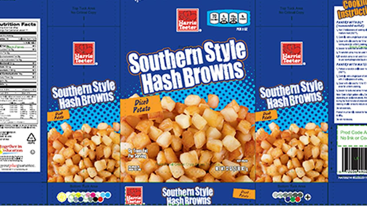 Harris Teeter Brand Frozen Southern Style Hash Browns