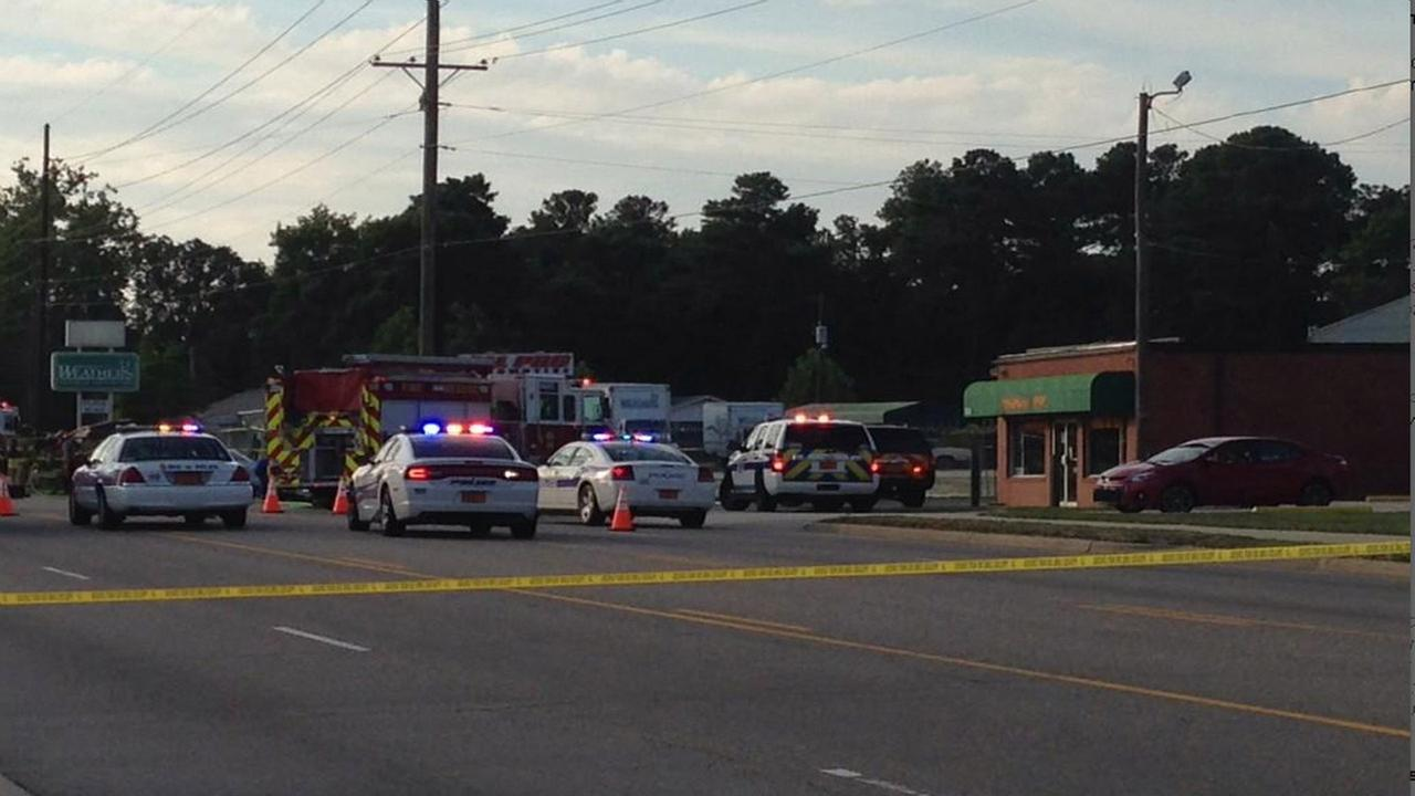double fatal accident in Fayetteville
