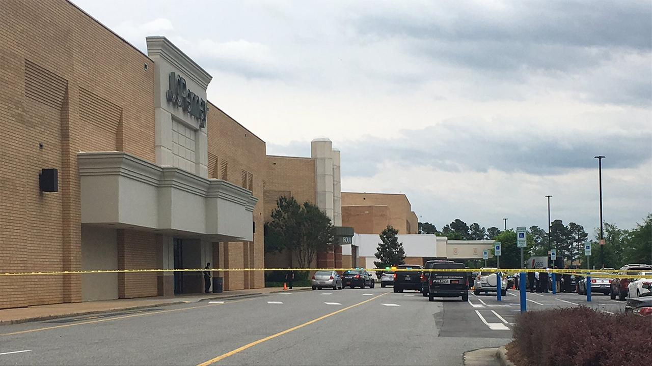 Police report 2nd shooting death in 3 months at mall