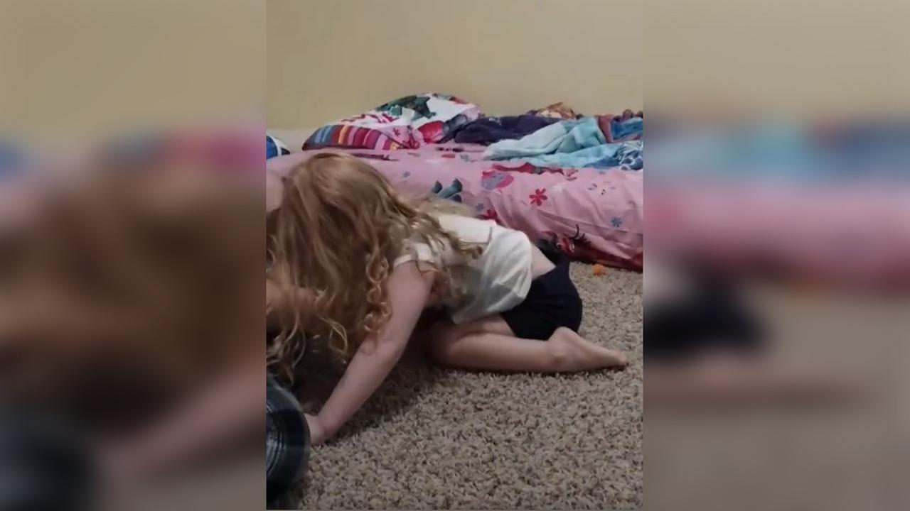 Mother posts video of stricken daughter suffering from tick paralysis