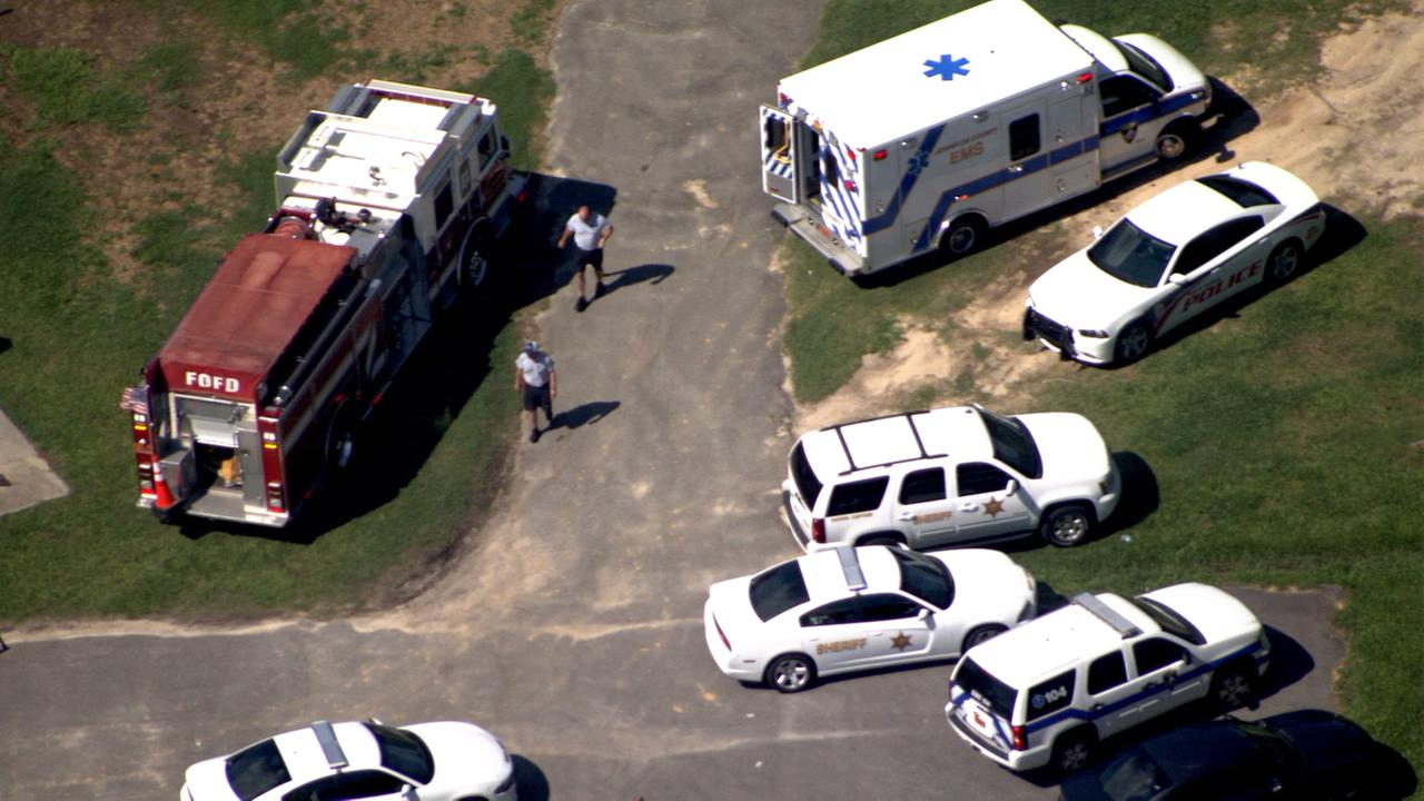 Emergency crews on scene of possible drowning in Johnston County