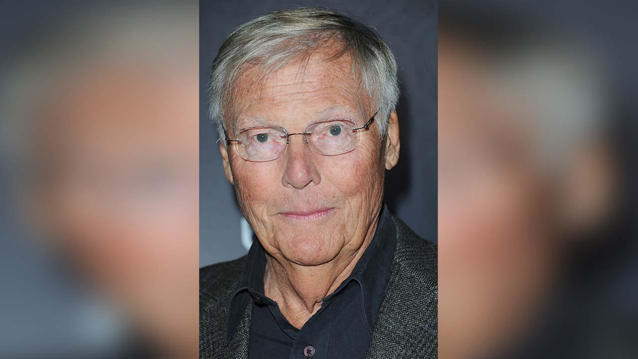 FILE- In this Nov. 17, 2012 file photo, Adam West arrives at Variety Power of Comedy at Avalon Hollywood in Los Angeles. Photo by Richard Shotwell/Invision/AP, File