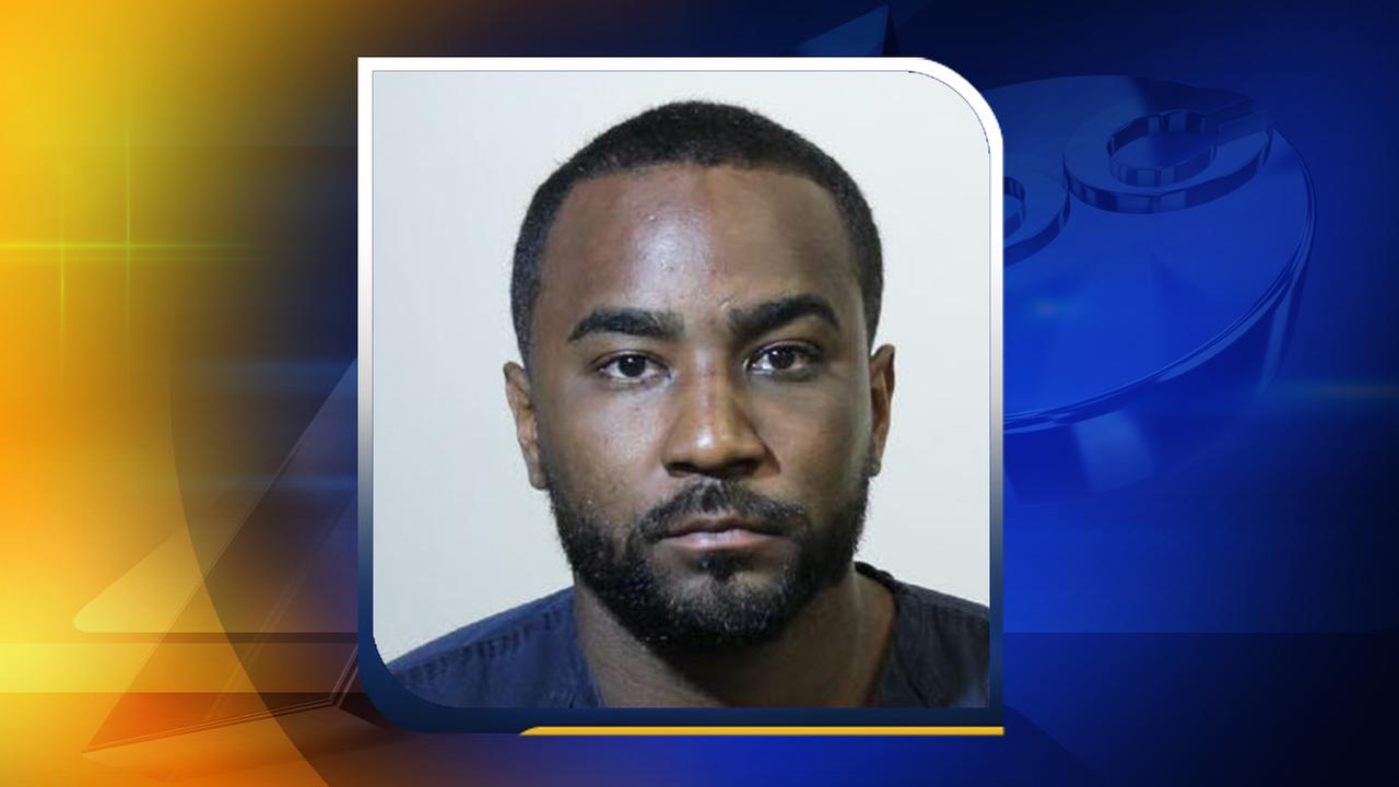 Nick Gordon appeared in court on Sunday.