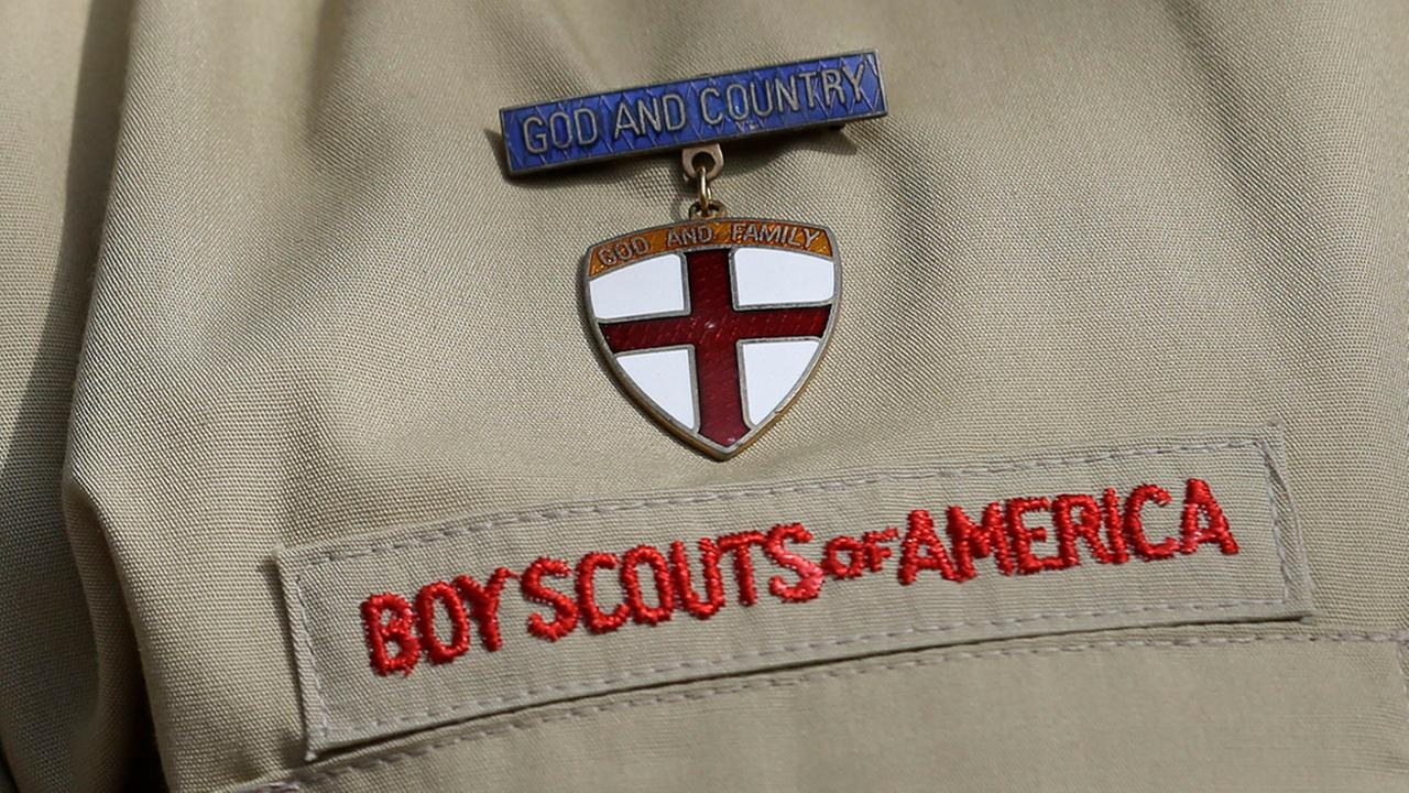 Boy Scouts generic image