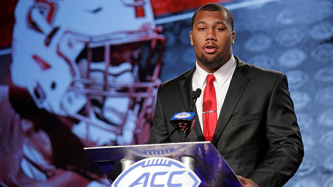 N.C. States Bradley Chubb will look to cement his status as an NFL first-round pick this season.