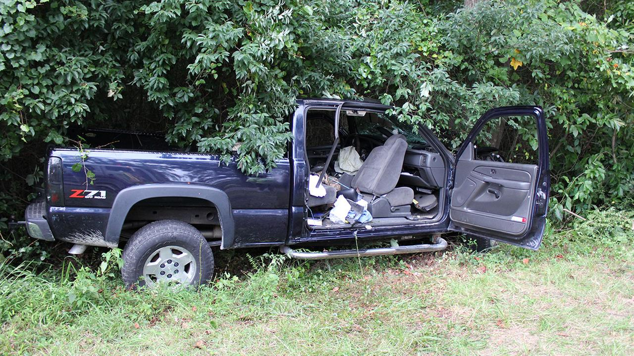 4 hospitalized following accident in Johnston County