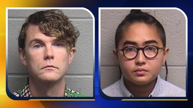 Dante Emmanuel Strobino and Ngoc Loan Tran (images courtesy Durham County Sheriff's Office)
