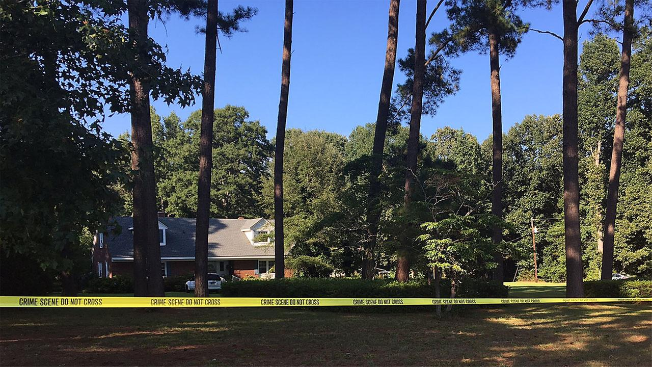 Four people were found dead after a home invasion.