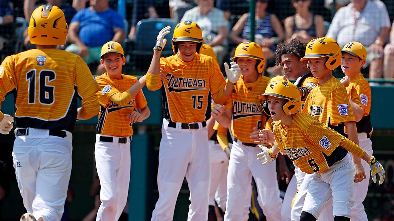 Greenvilles Little Leaguers have been flawless so far in the Little League World Series.
