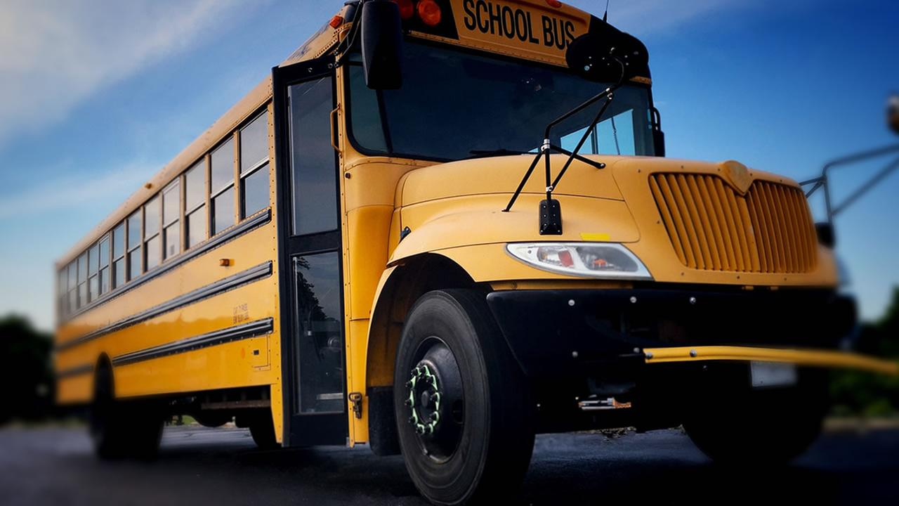 School bus driver charged with DUI after road rage incident