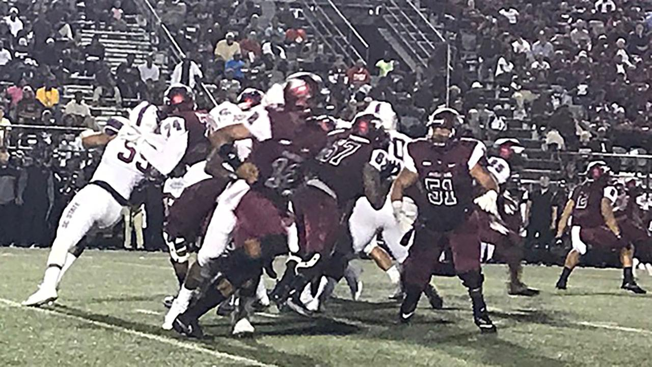 NC Central rallied for a 33-28 win against SC State on Thursday night.