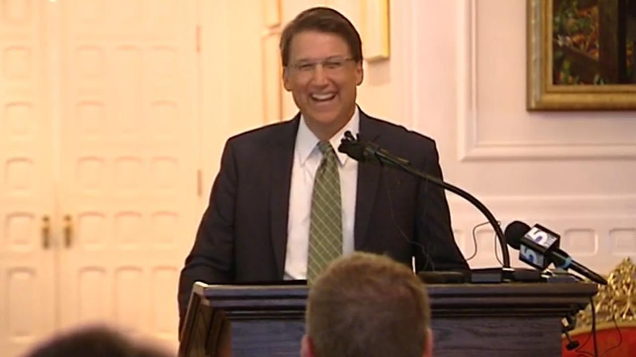 Governor Pat McCrory