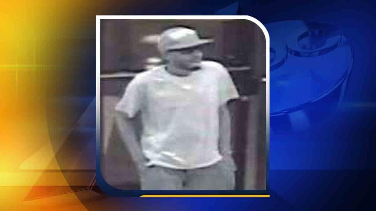 Durham police believe this man robbed the Millennium Hotel