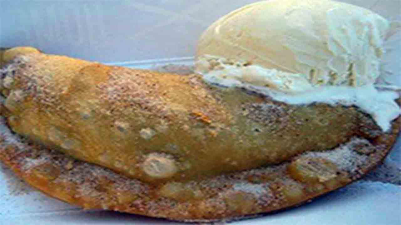 Deep Fried Pumpkin Pie
