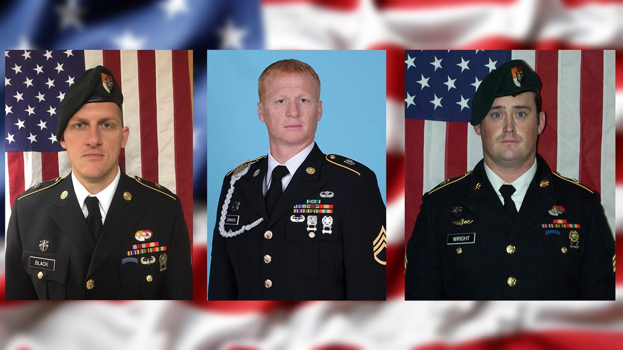 Names of Soldiers Killed in Niger Released