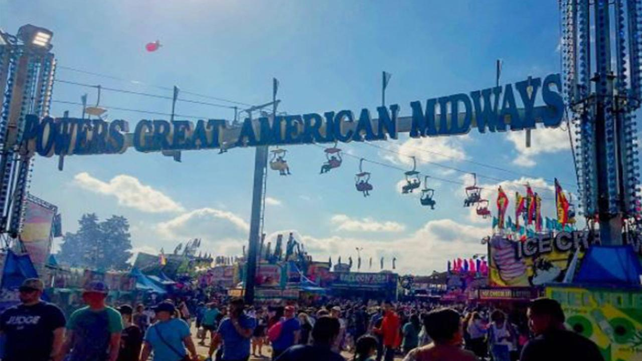 Have you been to the NC State Fair yet?