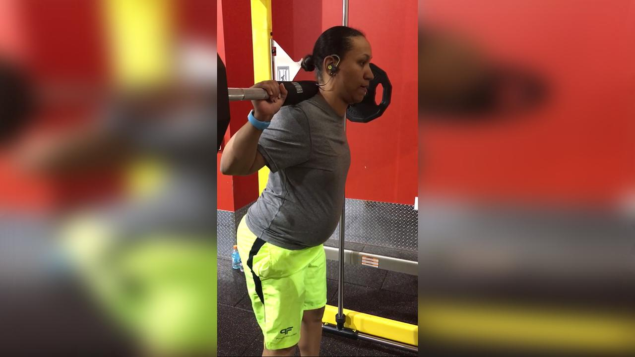 Local trainer develops athletic line for pregnant women, new moms